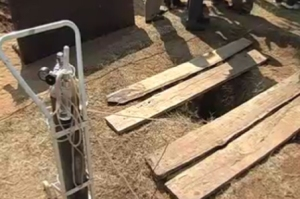 Child-trap-borewell