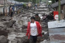 El Salvador Floods