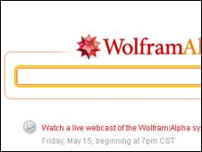 Wolfram's algorithm